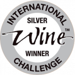 Silver Medal, vintage 2.008, International Wine Competition 2.016, Germany